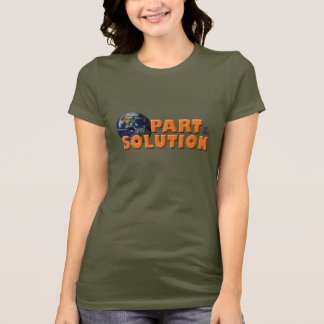 Part of the Solution Tee