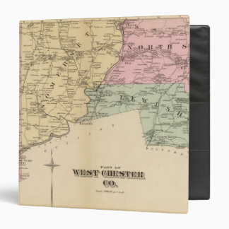 Part of West Chester County New York 3 Ring Binder