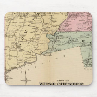 Part of West Chester County, New York Mouse Pad