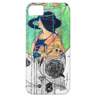 Part Seen - Part Imagined by Charles R. Mackintosh iPhone SE/5/5s Case