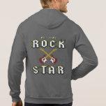 Part Time Rock Star Hoodie