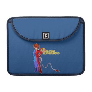 Part-Time Superhero MacBook Sleeve MacBook Pro Sleeve