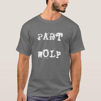 """""""Part Wolf"""" t-shirt"""