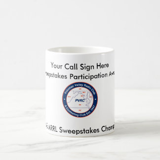 Partcipation Award - 2008 ARRL Sweepstakes Coffee Mug
