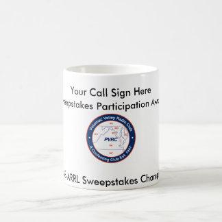 Partcipation Award - 2008 ARRL Sweepstakes Classic White Coffee Mug