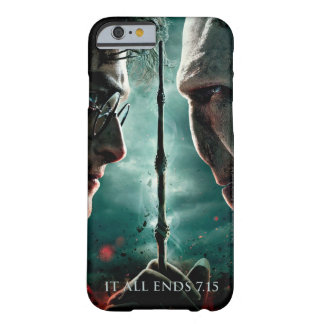 Parte 2 de Harry Potter 7 - Harry contra Voldemort Funda Para iPhone 6 Barely There