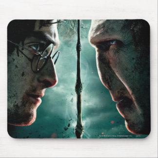 Parte 2 de Harry Potter 7 - Harry contra Voldemort Mouse Pads