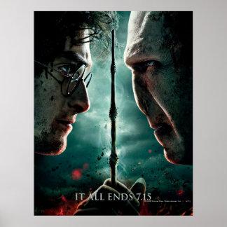 Parte 2 de Harry Potter 7 - Harry contra Voldemort Impresiones