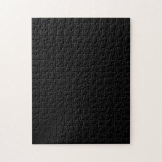 Parte alta negra coloreada puzzles con fotos