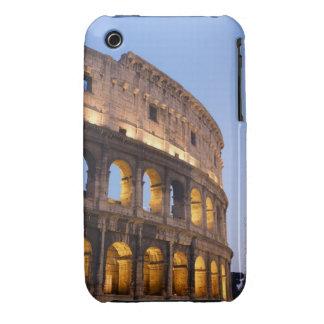 Parte de Colosseum en la oscuridad iPhone 3 Case-Mate Coberturas