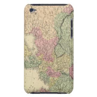 Parte de Europa iPod Case-Mate Carcasa
