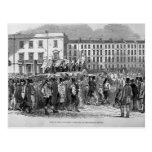 Parte de la procesión del Chartist Postal