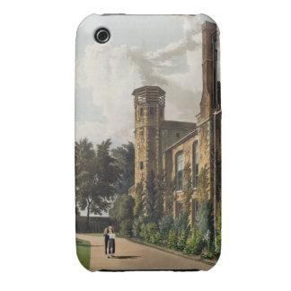 Parte de la universidad de San Pedro (Peterhouse) Case-Mate iPhone 3 Carcasa