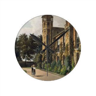 Parte de la universidad de San Pedro Peterhouse Relojes De Pared