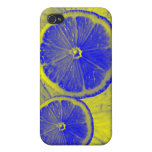 Parte del caso de IPhone del limón iPhone 4 Cárcasas