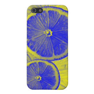 Parte del caso de IPhone del limón iPhone 5 Funda