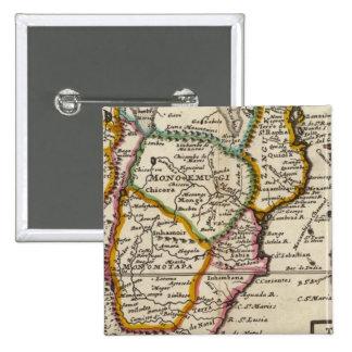 Parte del sur de África y de Magadascar Pins