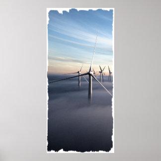 Parte divina 2 de los vientos póster