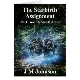 Parte dos de la asignación de Starbirth: Se Tarjeta De Felicitación