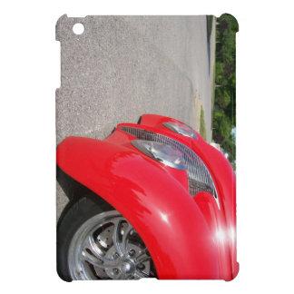 Parte frontal del coche de carreras iPad mini cárcasas