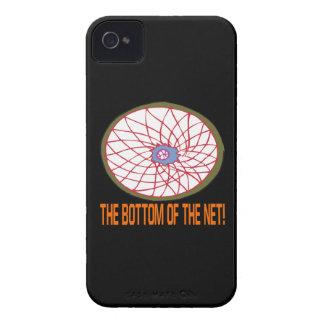 Parte inferior de la red Case-Mate iPhone 4 cobertura