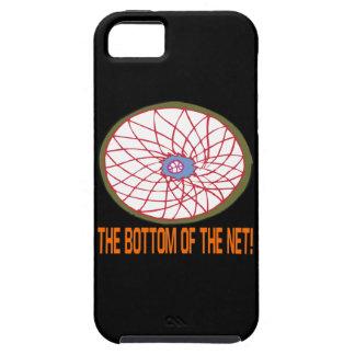 Parte inferior de la red iPhone 5 carcasa