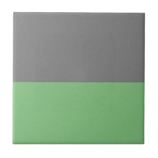 parte inferior verde superior negra 50 lightness.j azulejo cuadrado pequeño