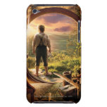 Parte posterior de Bilbo en collage del condado iPod Touch Case-Mate Cobertura