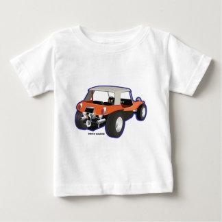 Parte posterior de la Isla de Man T-shirt