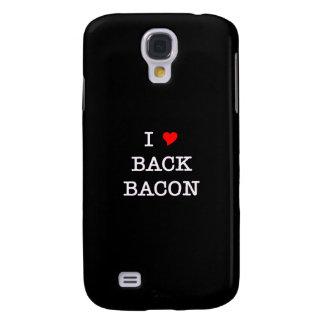 Parte posterior del amor del tocino I Funda Para Samsung Galaxy S4