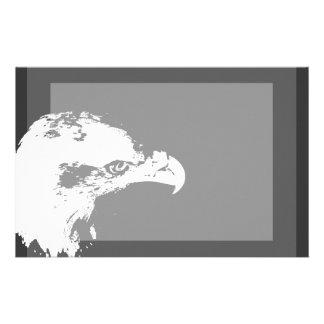 parte posterior gráfica blanca del negro de la der  papeleria de diseño