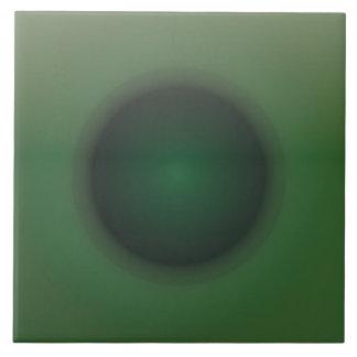 parte radial verde