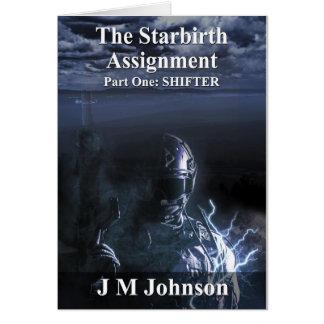 Parte una de la asignación de Starbirth: Tarjeta De Felicitación