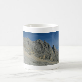 Partenkirchen Dreitorspitze Mountain Massif Classic White Coffee Mug