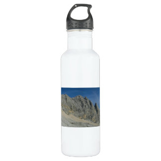 Partenkirchen Dreitorspitze Mountain Massif 24oz Water Bottle