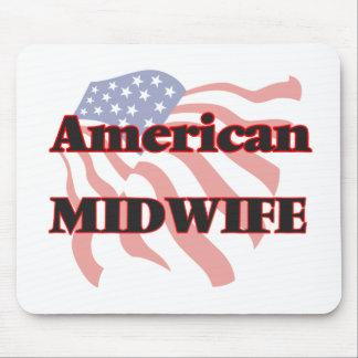 Partera americana mouse pads