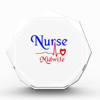partera de la enfermera