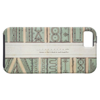 Parterres of Turf and Earth for small Ground Plots iPhone SE/5/5s Case