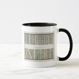 Parterres of Turf and Earth for small Ground Plots Mug