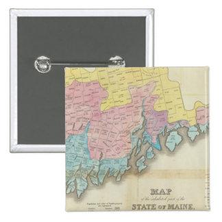 Partes habitadas de Maine Pins