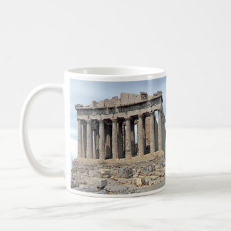 Parthenon 1 coffee mug
