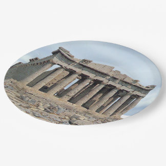 Parthenon 1 platos de papel