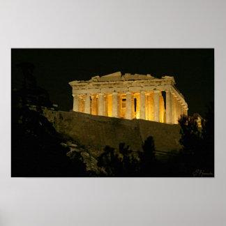 Parthenon 2 poster