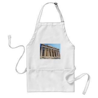 Parthenon, Acropolis Athens Adult Apron