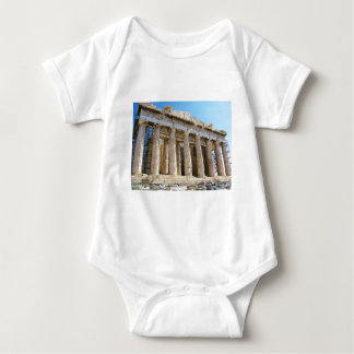 Parthenon, Acropolis Athens Baby Bodysuit