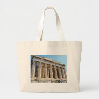 Parthenon, Acropolis Athens Large Tote Bag