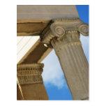 Parthenon, Acropolis, Athens Postcard