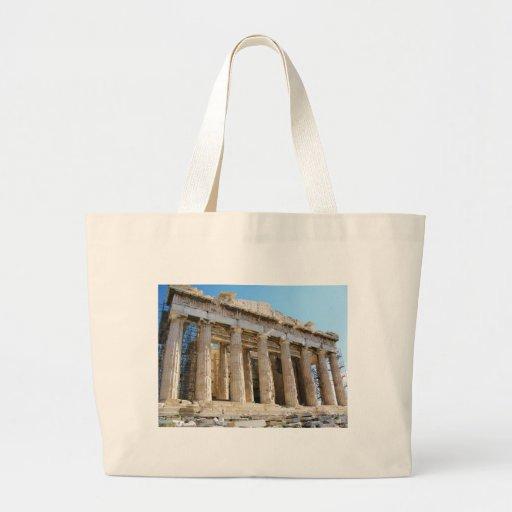 Parthenon, Acropolis Athens Tote Bags