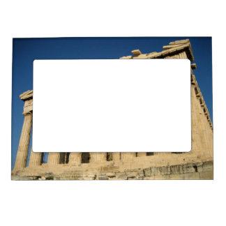 Parthenon Acropolis in Athens Magnetic Photo Frame