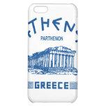 Parthenon - Atenas - Griego (azul)